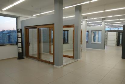 Okna i drzwi Solo - Wystawa