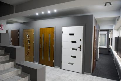 Dostępne drzwi pcv od firmy Solo