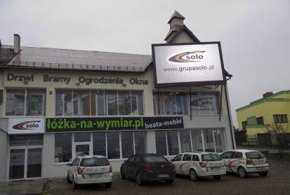 Salon sprzedaży Grupy Solo w Krakowie