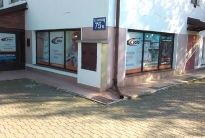 Okna i drzwi firmy Solo w Pruszkowie
