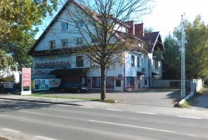 Salon sprzedaży Solo w Pruszkowie