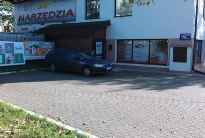 Okna Solo w Pruszkowie