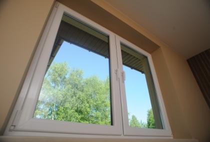 Okna pcv - realizacja