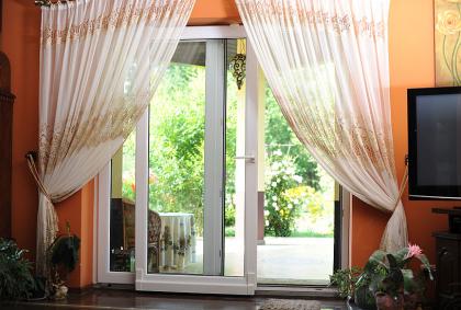 Przesuwne drzwi tarasowe