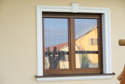 Stylowe okna PCV