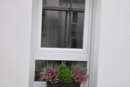 Realizacja - okna białe Niemcy