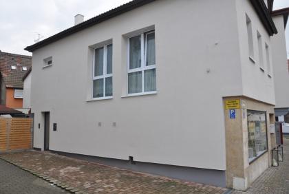 Białe okna - Realizacja w Niemczech