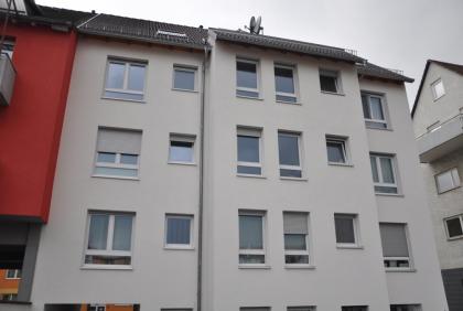 Blok - Końcowy efekt montażu okien
