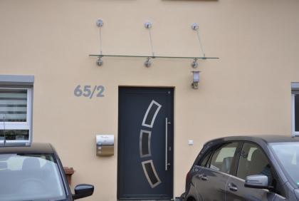 Drzwi wejściowe w Niemczech